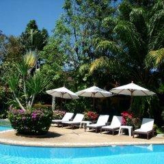 Отель Palm Garden Resort бассейн фото 6