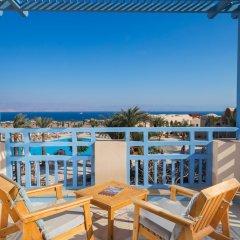 Отель El Wekala Aqua Park Resort балкон