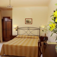 Отель B&B Villa Cristina Джардини Наксос комната для гостей