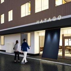 Отель Hatago Tenjin Тэндзин фитнесс-зал