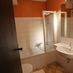 Отель Haus Wartenberg Зальцбург ванная фото 2