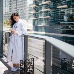Отель SLS LUX Brickell балкон