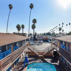 Отель Hollywood Inn Express North Лос-Анджелес пляж