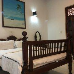 Отель Villa Capers Шри-Ланка, Коломбо - отзывы, цены и фото номеров - забронировать отель Villa Capers онлайн комната для гостей фото 2
