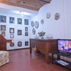 Апартаменты Rental in Rome Arco Ciambella Studio Рим интерьер отеля фото 2