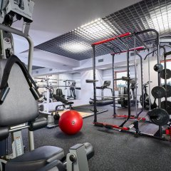 Гостиница Достоевский фитнесс-зал фото 4