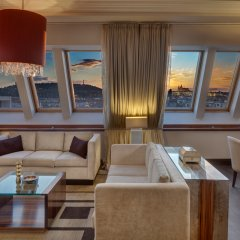 Отель Alcron 5* Президентский люкс фото 6