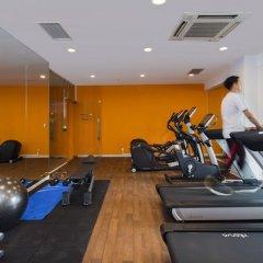 Апартаменты Oakwood Apartments Ho Chi Minh City фитнесс-зал фото 2
