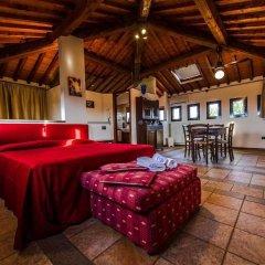 Отель Villa Somelli Италия, Эмполи - отзывы, цены и фото номеров - забронировать отель Villa Somelli онлайн комната для гостей фото 5