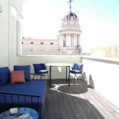 Отель SmartRentals Collections Madrid Centric балкон