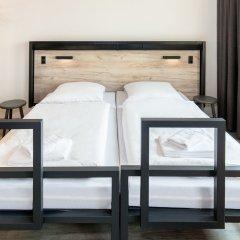 Отель a&o Frankfurt Ostend Германия, Франкфурт-на-Майне - отзывы, цены и фото номеров - забронировать отель a&o Frankfurt Ostend онлайн комната для гостей фото 4