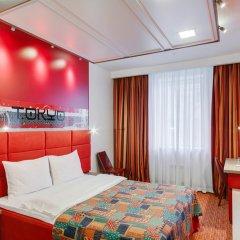 Ред Старз Отель 4* Стандартный номер с двуспальной кроватью фото 2