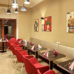 Отель Salvator Boutique Прага гостиничный бар