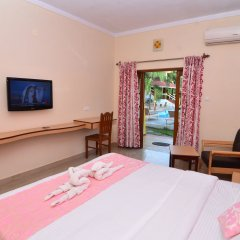 Отель Spazio Leisure Resort Гоа комната для гостей