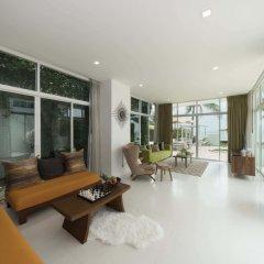Отель X2 Hua Hin LeBayburi Pranburi Villa спа