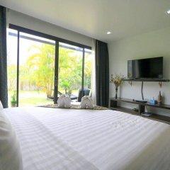 Отель Baan Norkna Bangtao пляж Банг-Тао комната для гостей фото 5