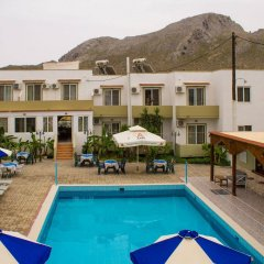 Отель Tsambika Sun Парадиси бассейн фото 3