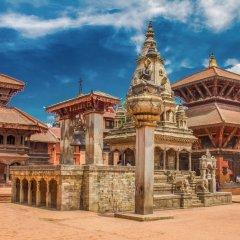 Отель OYO 235 Hotel Goodwill Непал, Лалитпур - отзывы, цены и фото номеров - забронировать отель OYO 235 Hotel Goodwill онлайн пляж