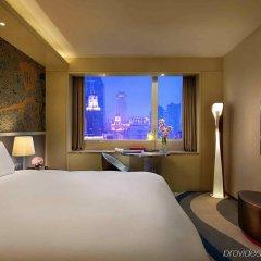 Отель Sofitel Shanghai Hyland Китай, Шанхай - отзывы, цены и фото номеров - забронировать отель Sofitel Shanghai Hyland онлайн комната для гостей фото 3