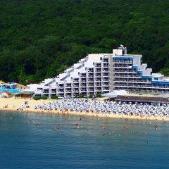 Отель Славуна пляж