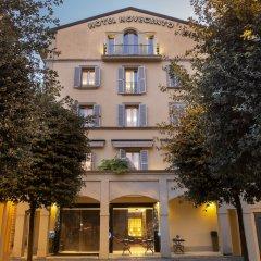 Отель Art Hotel Novecento Италия, Болонья - отзывы, цены и фото номеров - забронировать отель Art Hotel Novecento онлайн вид на фасад