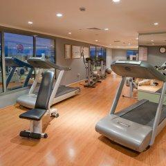 Royal Ascot Hotel фитнесс-зал фото 2