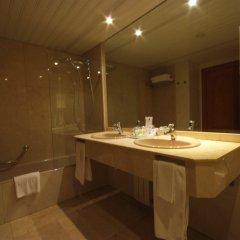 Отель Hoyuela Испания, Сантандер - отзывы, цены и фото номеров - забронировать отель Hoyuela онлайн ванная фото 2