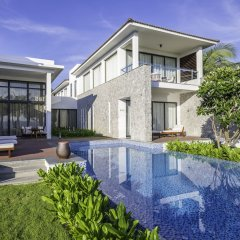 Отель Vinpearl Resort & Spa Hoi An бассейн фото 3