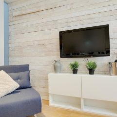 Апартаменты Boho Apartment in the Lanes комната для гостей фото 5