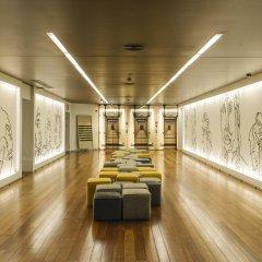 Отель Holiday Inn Porto Gaia Вила-Нова-ди-Гая фитнесс-зал