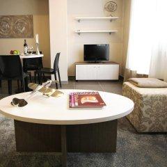Отель Pierre & Vacances Barcelona Sants Испания, Барселона - 2 отзыва об отеле, цены и фото номеров - забронировать отель Pierre & Vacances Barcelona Sants онлайн комната для гостей фото 4