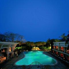 Отель Oberoi Нью-Дели бассейн фото 2