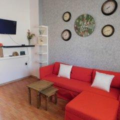 Апартаменты chabela's Studio Плайя-Барка комната для гостей фото 4