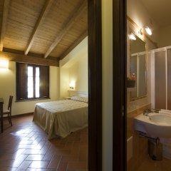 Отель Antico Casale Сарцана ванная