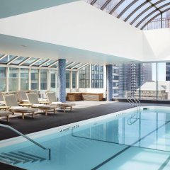Отель Parker New York США, Нью-Йорк - отзывы, цены и фото номеров - забронировать отель Parker New York онлайн бассейн