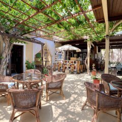 Отель Nostos Hotel Греция, Остров Санторини - отзывы, цены и фото номеров - забронировать отель Nostos Hotel онлайн питание фото 2
