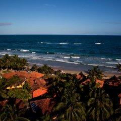 Отель Pousada Tabapitanga пляж фото 2