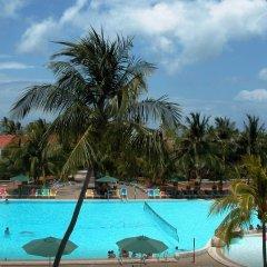 Отель Club Amigo Mayanabo All Inclusive бассейн
