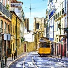Отель Real Palacio Португалия, Лиссабон - 13 отзывов об отеле, цены и фото номеров - забронировать отель Real Palacio онлайн фото 5