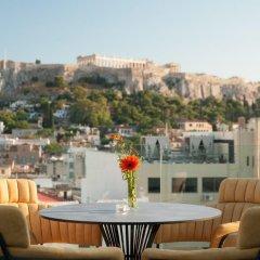 Отель Athens Utopia Ermou Афины приотельная территория фото 2