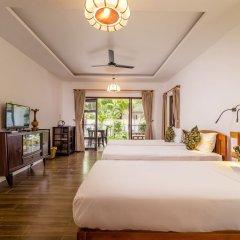 Отель An Bang Coco Villa комната для гостей фото 3