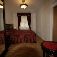 Отель Vila Lilla Чехия, Карловы Вары - отзывы, цены и фото номеров - забронировать отель Vila Lilla онлайн комната для гостей фото 2
