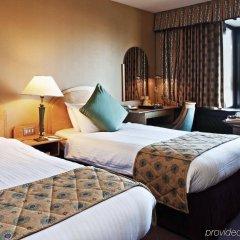 Copthorne Hotel Manchester комната для гостей