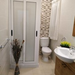Отель Gk Apartments Malta Мальта, Слима - отзывы, цены и фото номеров - забронировать отель Gk Apartments Malta онлайн ванная фото 2