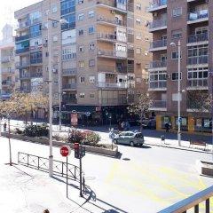 Отель Hostal Nevot балкон
