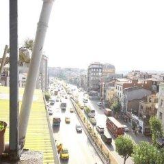 Venus Hotel Taksim Турция, Стамбул - 1 отзыв об отеле, цены и фото номеров - забронировать отель Venus Hotel Taksim онлайн балкон