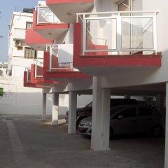 Апартаменты Napa Ace Tourist Apartments парковка