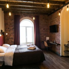Мини-Отель Бронза комната для гостей фото 4