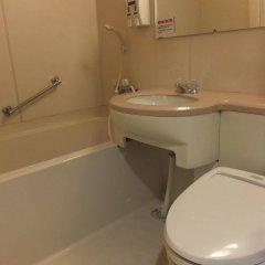 Отель 1-2-3 Kobe Кобе ванная