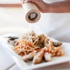 Отель Savoia Hotel Rimini Италия, Римини - 7 отзывов об отеле, цены и фото номеров - забронировать отель Savoia Hotel Rimini онлайн питание фото 2